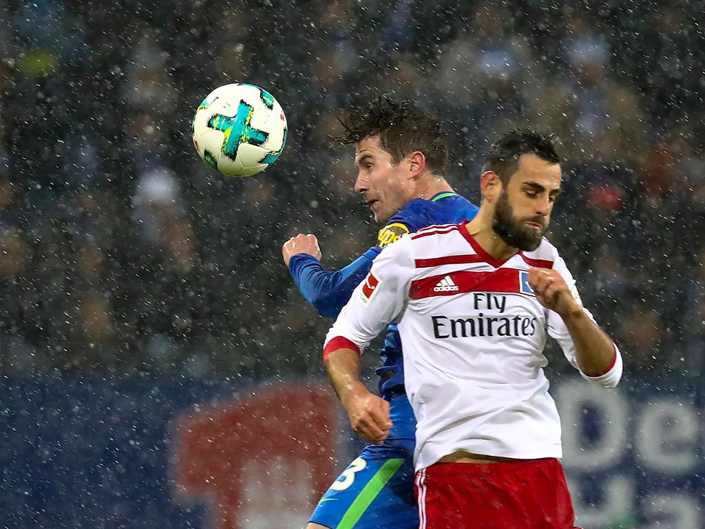 Alemanha: Hamburgo soma quinto jogo sem vencer