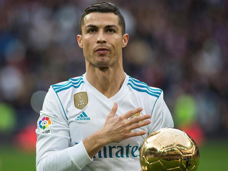 A carta de despedida de Ronaldo para o Real Madrid