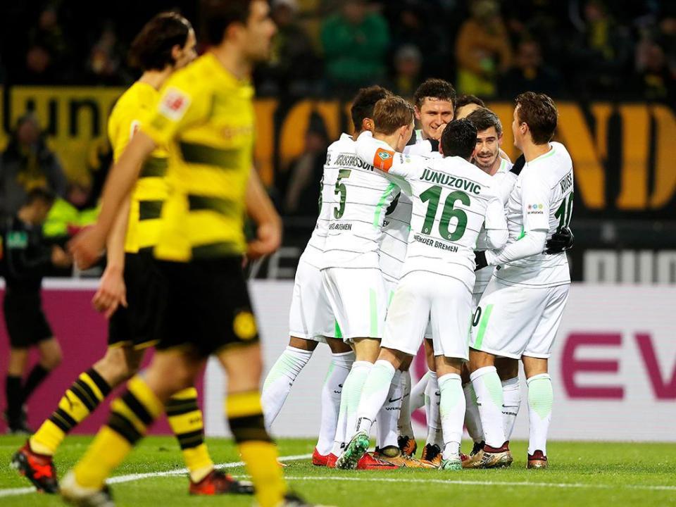 Alemanha: Vidal dá triunfo ao Bayern, Dortmund em queda livre