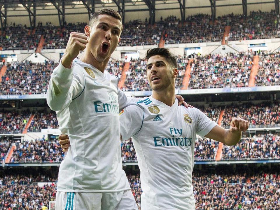 Real Madrid continua preparação para o Clássico sem Ronaldo