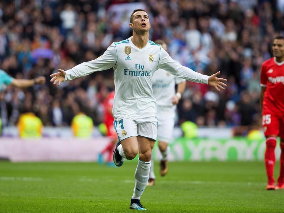 a595e88965 Ronaldo chega aos 27 golos frente à sua vítima preferida ...