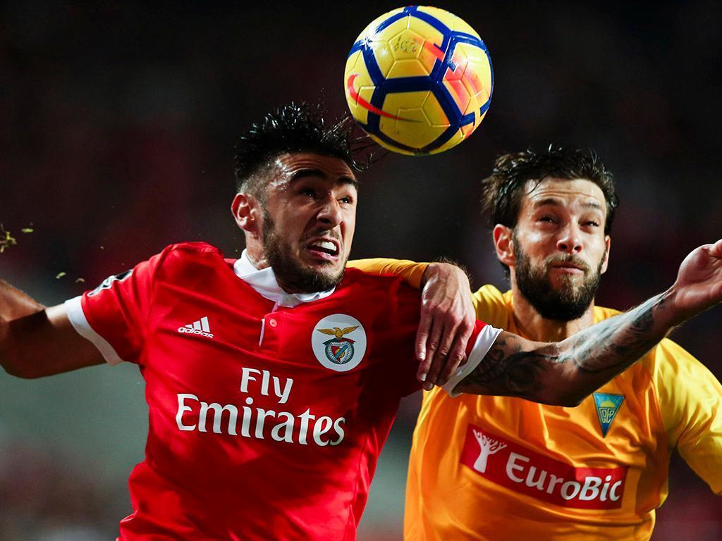 Benfica-Estoril, 3-1 (destaques)