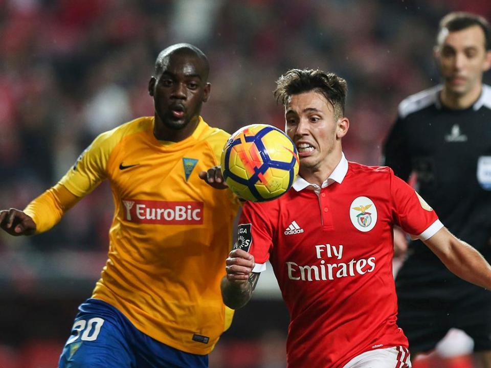 Estoril-Benfica: antevisão e onzes prováveis