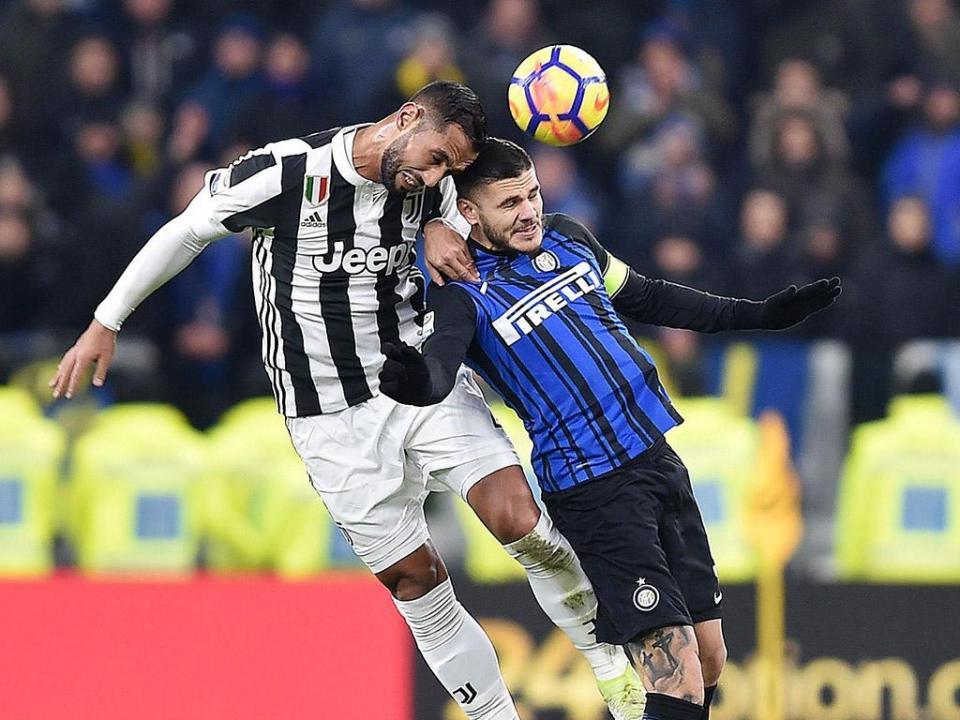 Itália: Inter empata com a Juve e deixa liderança à mercê do Nápoles