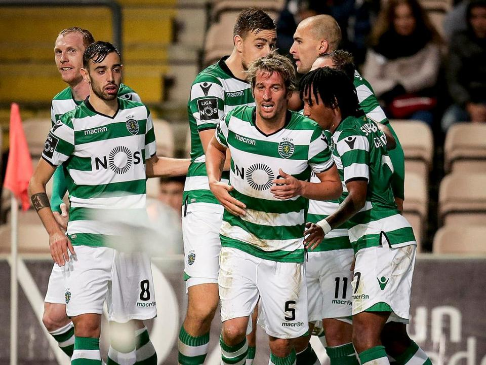 VÍDEO: veja o segundo golo de Bas Dost no Boavista-Sporting