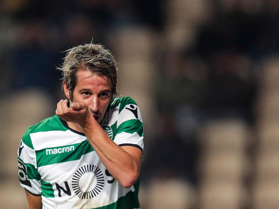Sporting: André Pinto, Coentrão e Piccini voltam aos convocados