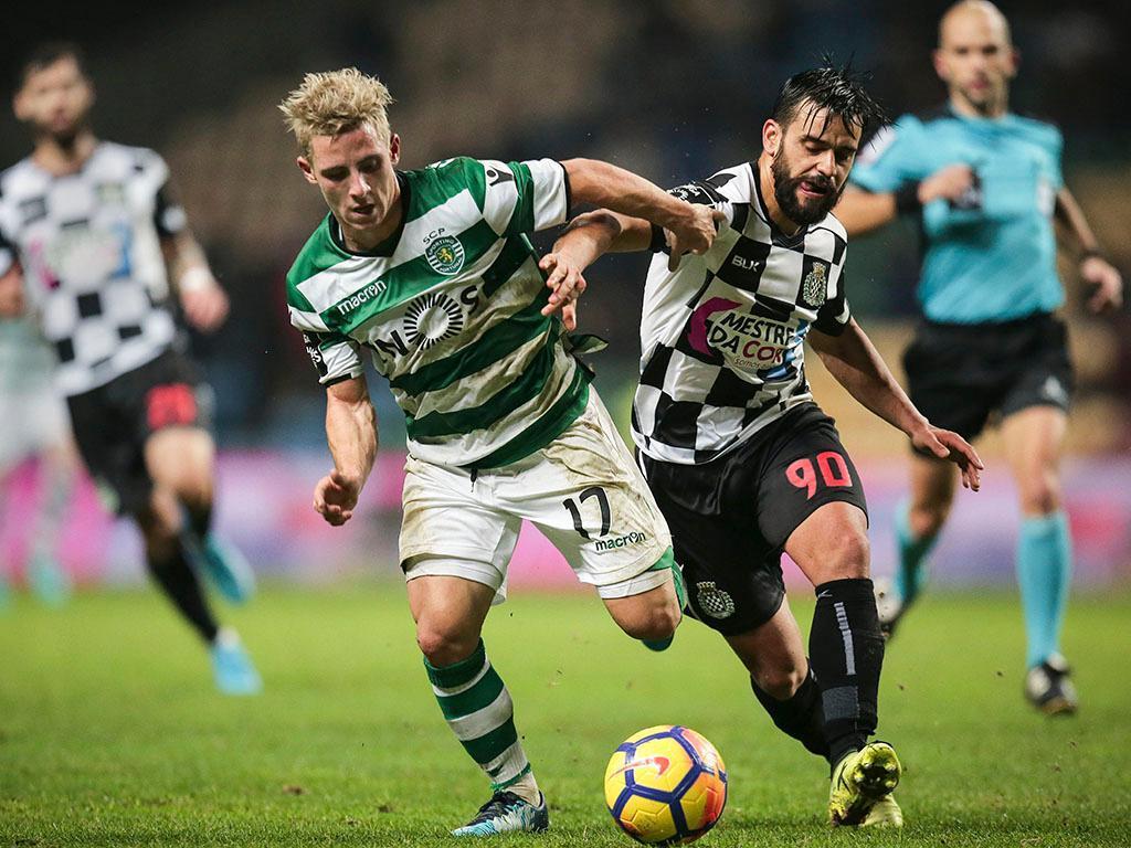 Boavista-Sporting, 1-3 (resultado final)