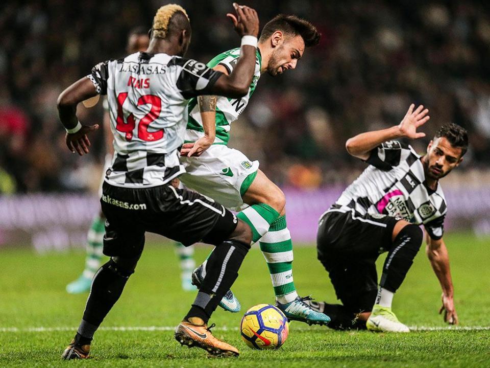 Liga: os jogadores impedidos de alinhar na 30.ª jornada