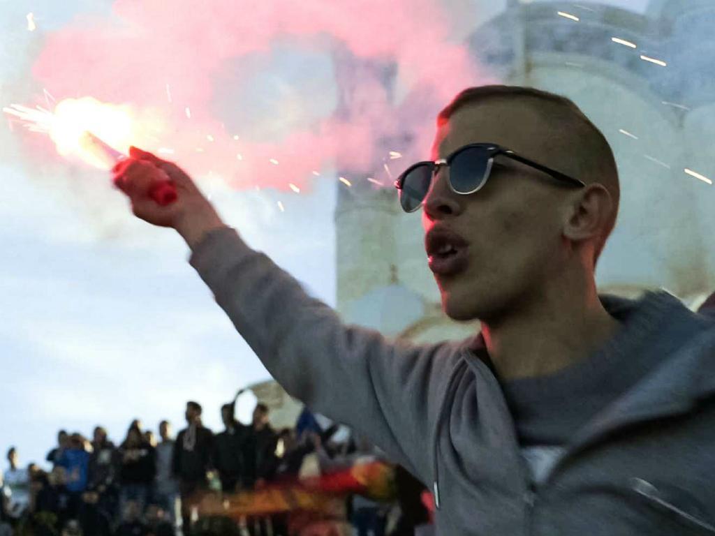PLAY: os domingos de um Terrorista no futebol