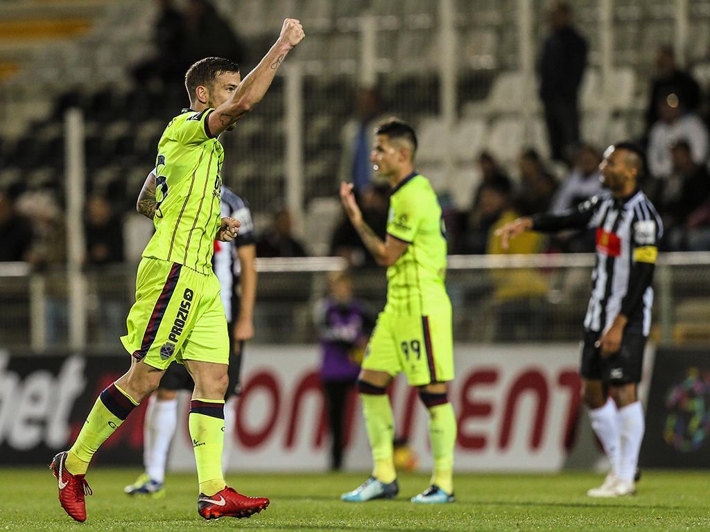 Desp. Chaves-Portimonense, 2-1 (destaques)