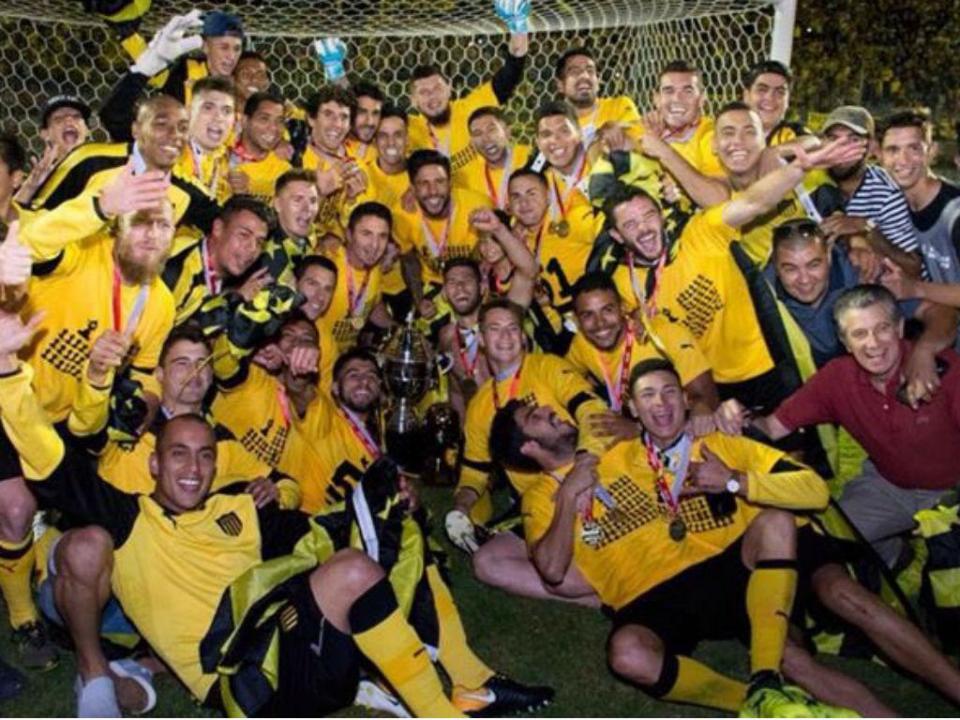 Peñarol conquistou 51º título de campeão do Uruguai