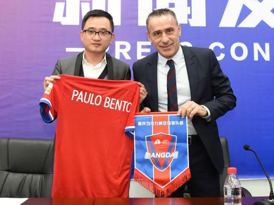 Oficial: Paulo Bento é o novo treinador de Alan Kardec na China