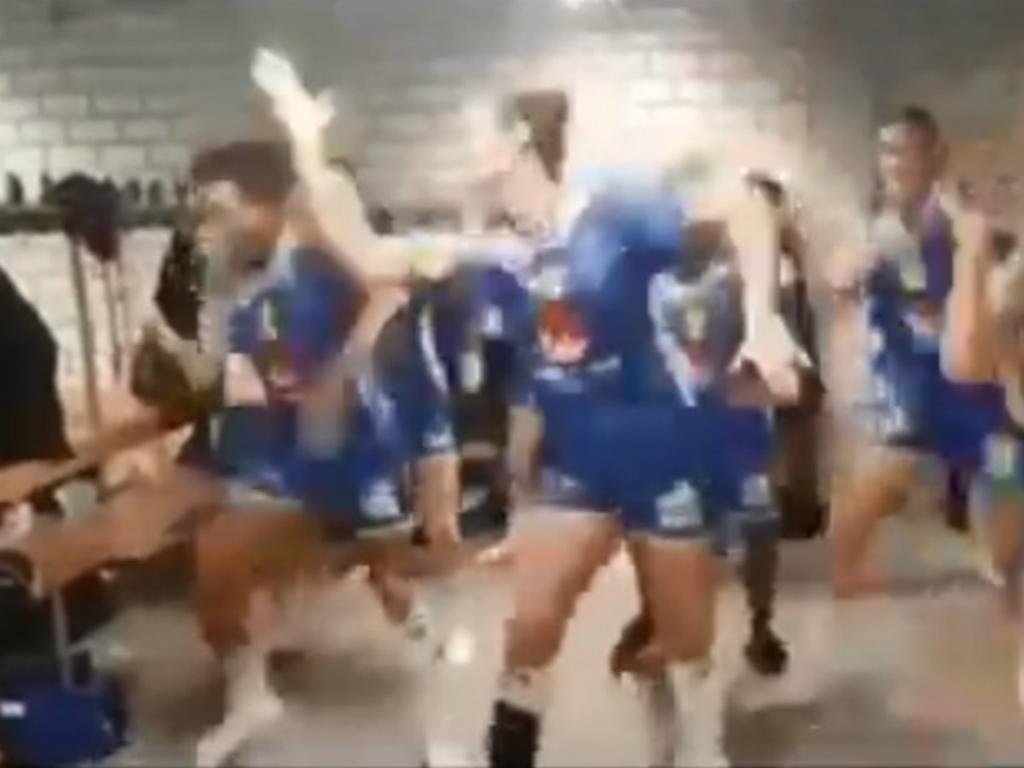 VÍDEO: a dança da seleção sueca de andebol que já é viral