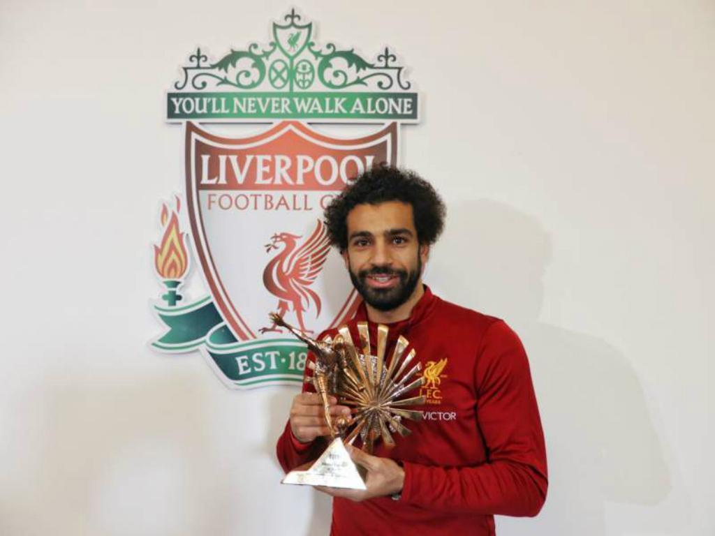 Salah: «Quero ganhar a Premier League no Liverpool»