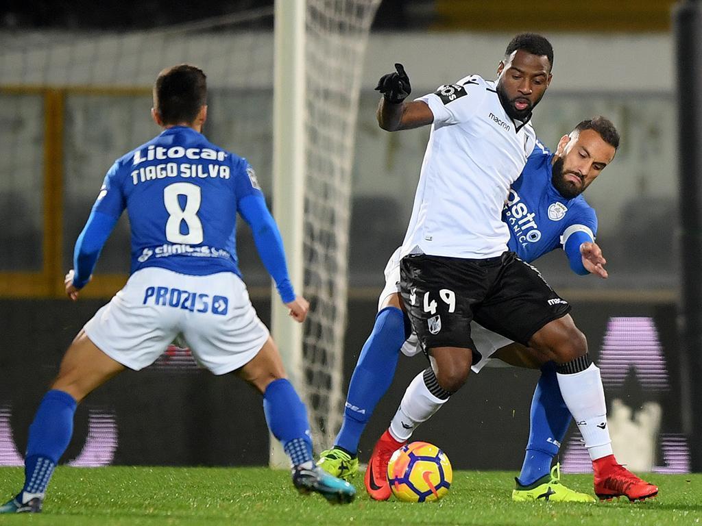 Vitória Guimarães-Feirense, 1-0 (destaques)