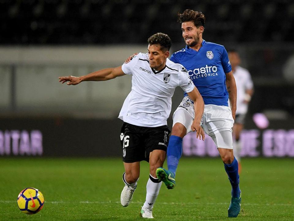 Vitória Guimarães-Feirense, 1-0 (resultado final)