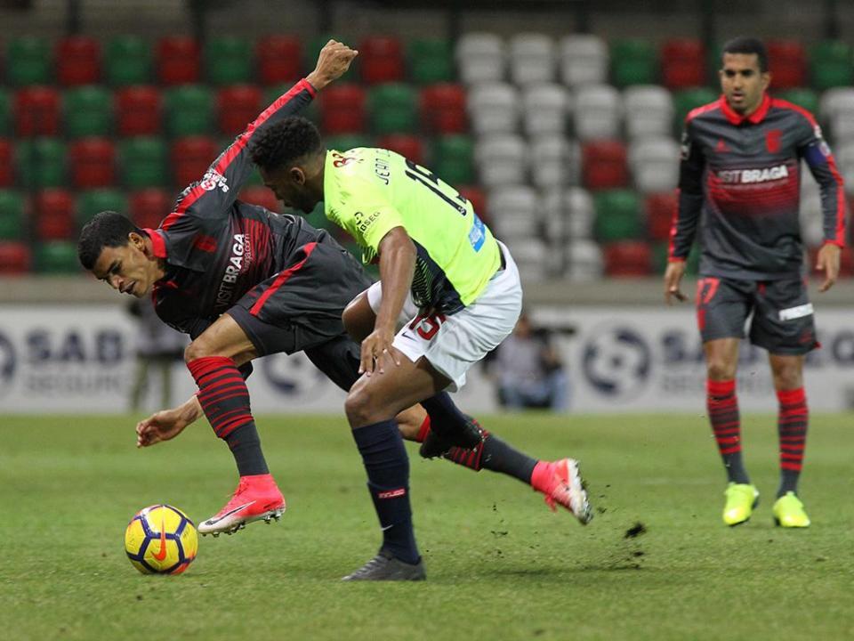 Marítimo-Sp. Braga, 1-0 (destaques)