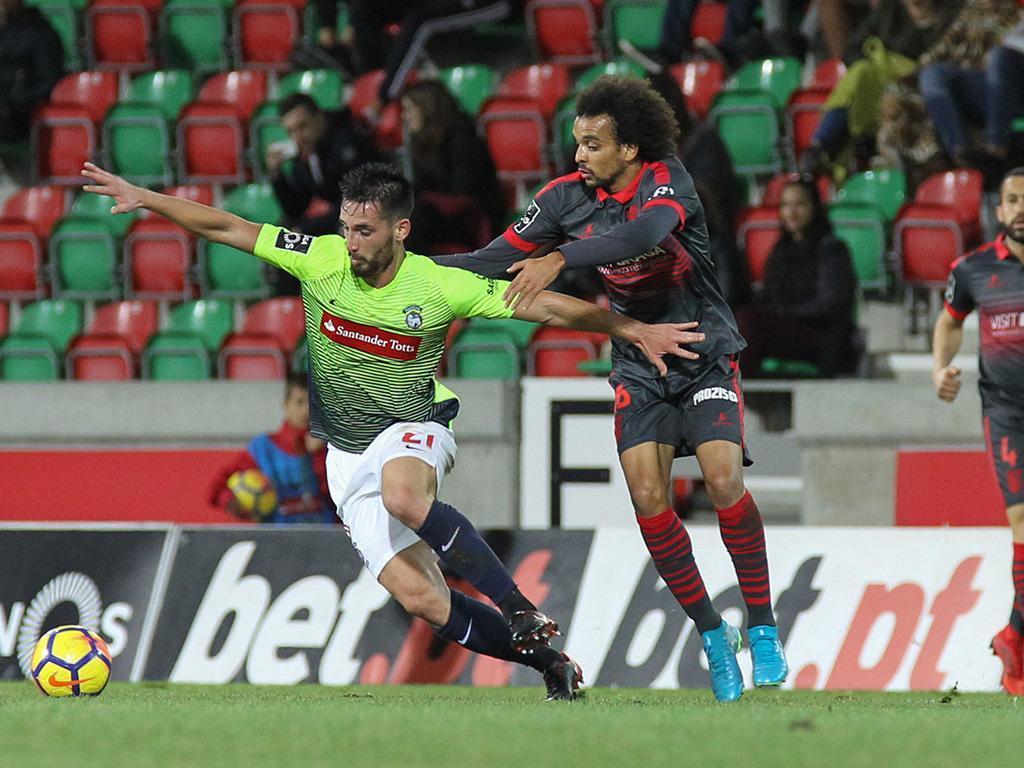 Marítimo-Sp. Braga, 1-0 (resultado final)
