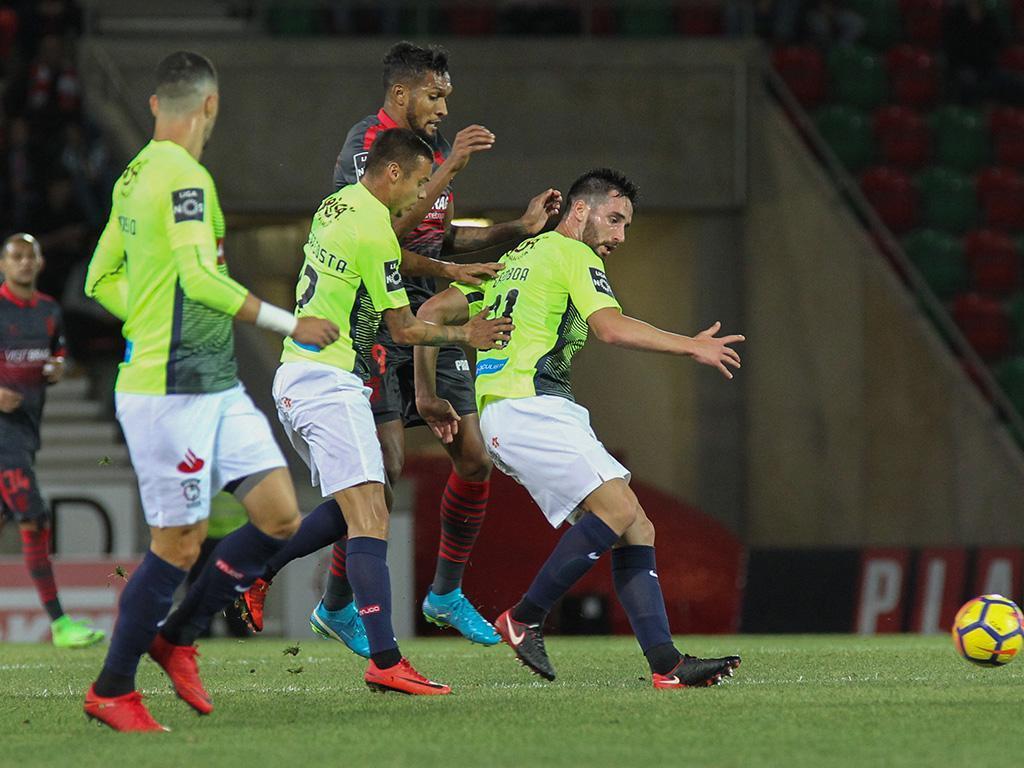 VÍDEO: resumo do triunfo do Marítimo sobre o Sp. Braga