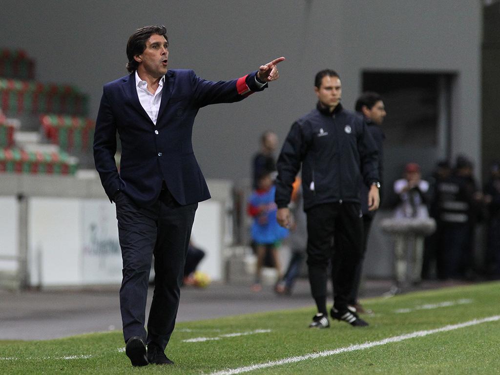 Daniel Ramos: «Não é fácil criar oportunidades contra o Sp. Braga»
