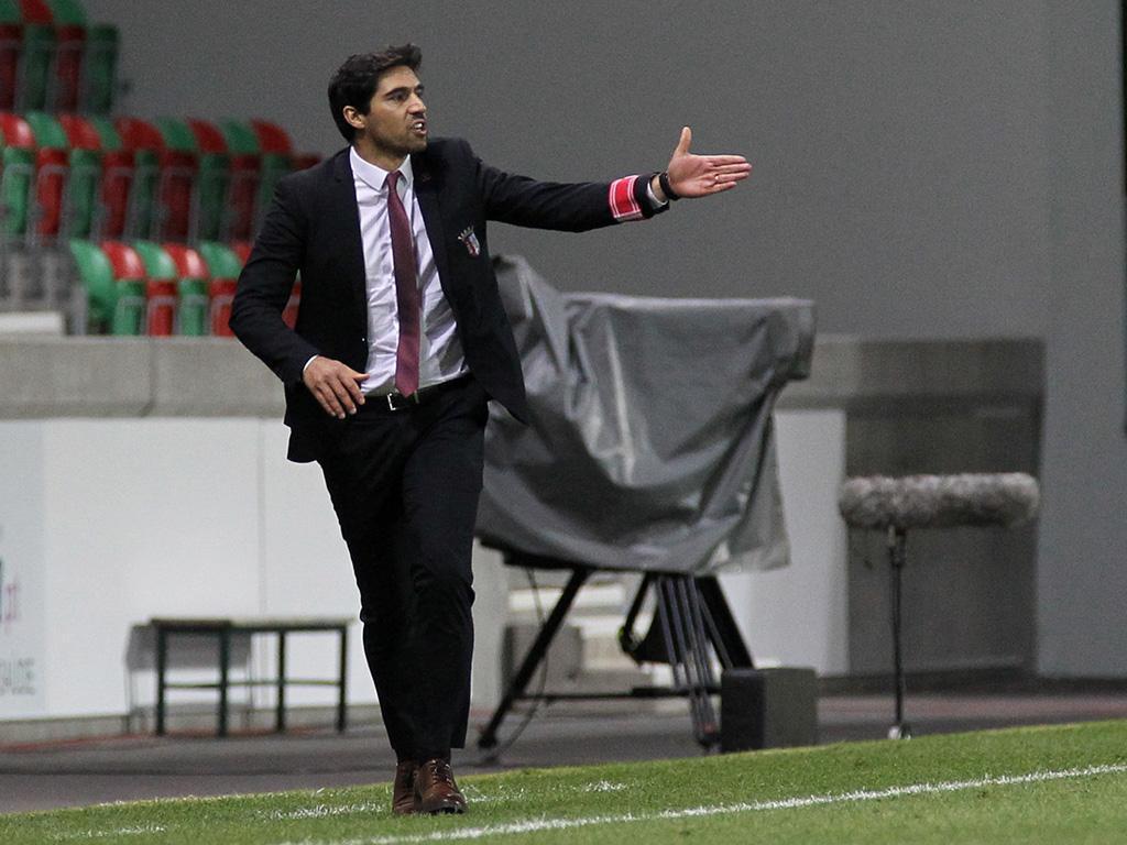 Abel Ferreira: «Já mostrámos que somos uma equipa equilibrada»