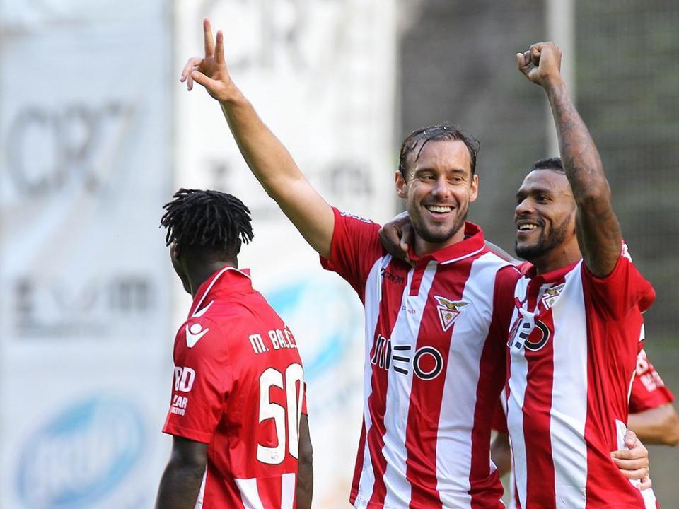 José Vieira (Desp. Aves): «Queremos fazer história»