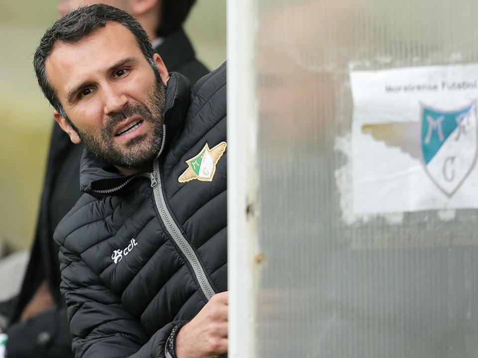 Sérgio Vieira: «Fomos infelizes, jogadores estão revoltados»