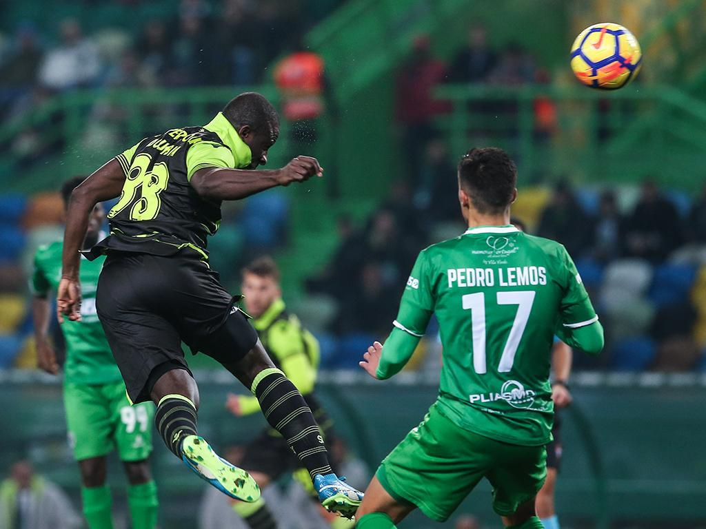 VÍDEO: o resumo do Sporting-Vilaverdense, 4-0