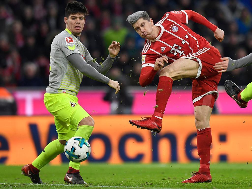 Bayern vence último, Schalke passa a vice