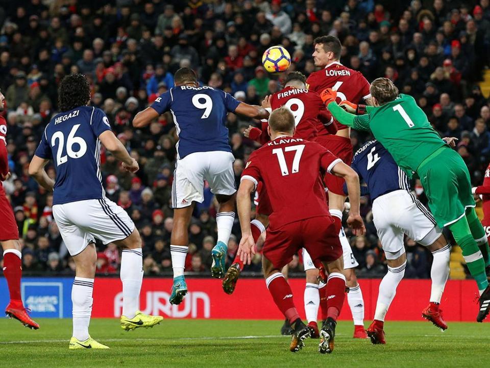 Atenção FC Porto: Liverpool não sai do nulo em Anfield