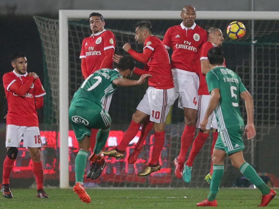 O melhor em Vila do Conde e o Benfica a fazer contas de diminuir