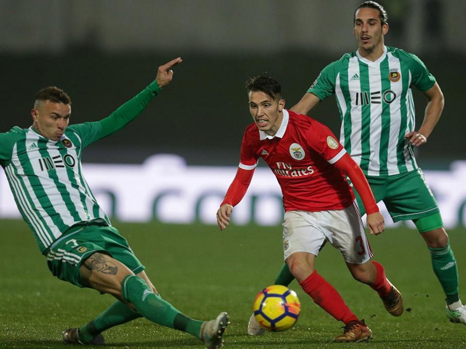 «Boaventura tentou comprar-me antes do jogo com o Benfica»