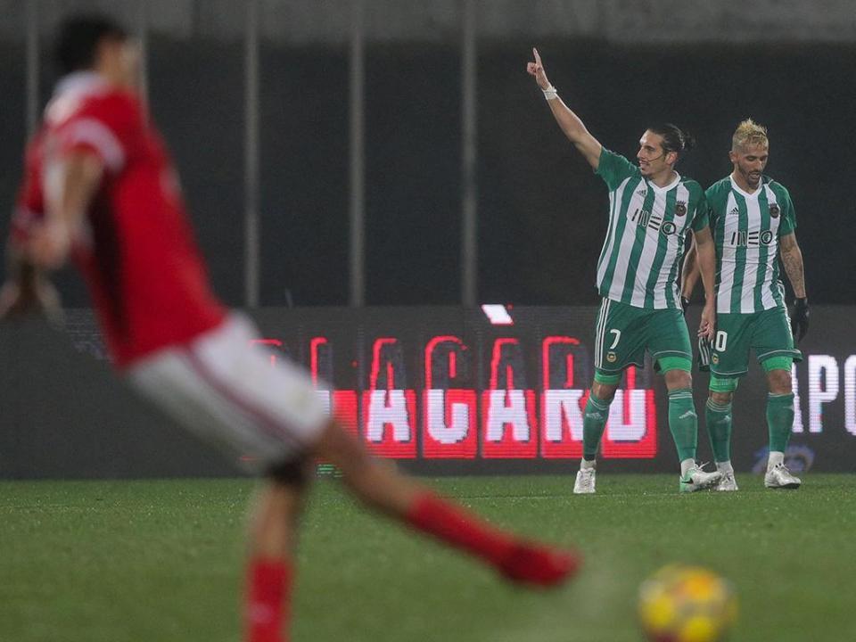 Benfica diz que notícia de eventual manipulação de resultados desmente-se a si própria