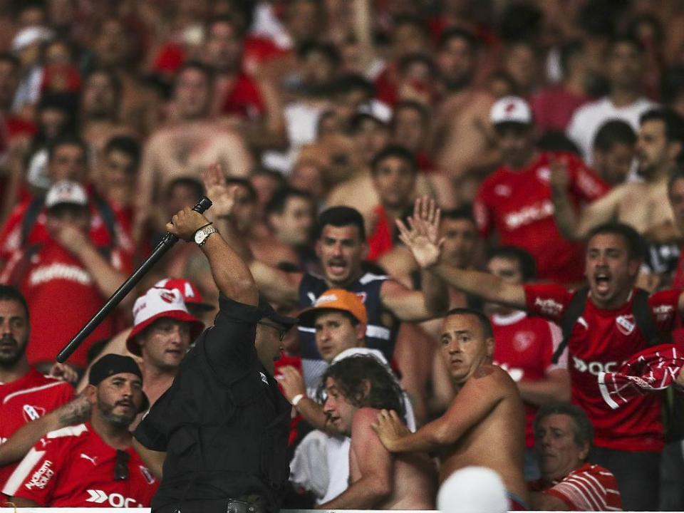 VÍDEO: final da Taça Sul-Americana marcada por confrontos