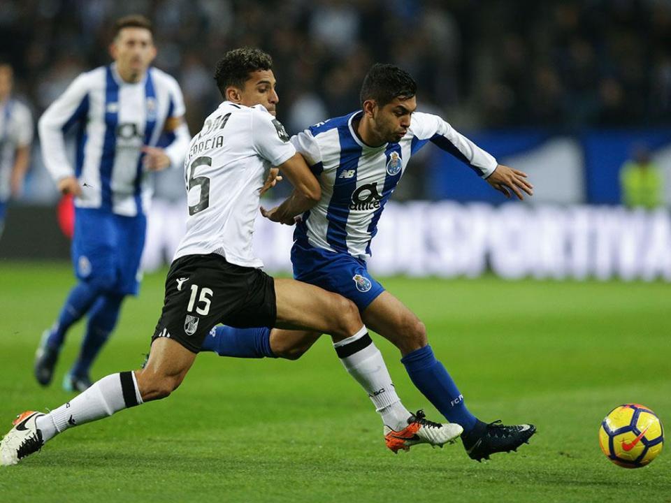 VÍDEO: a goleada que colocou FC Porto nos «quartos» da Taça