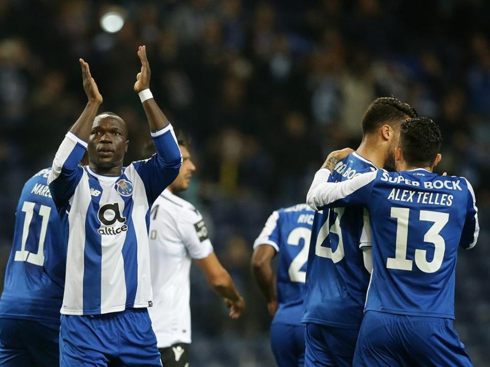 FC Porto: reforços definidos na última semana do ano