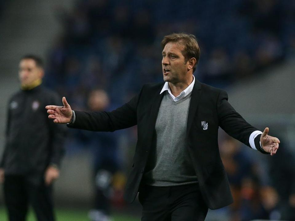 Liga: dez trocas de treinador em 23 jornadas