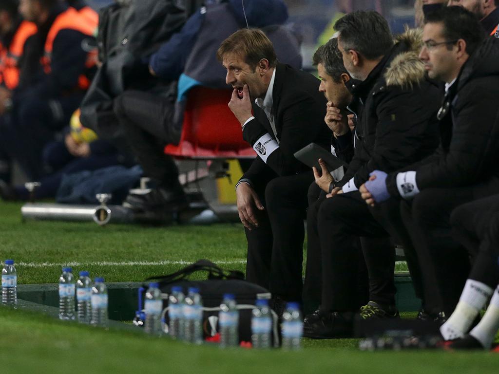 Pedro Martins e as referências de estabilidade na Liga