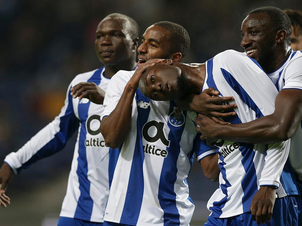 TP: FC Porto-V. Guimarães, 4-0 (destaques)