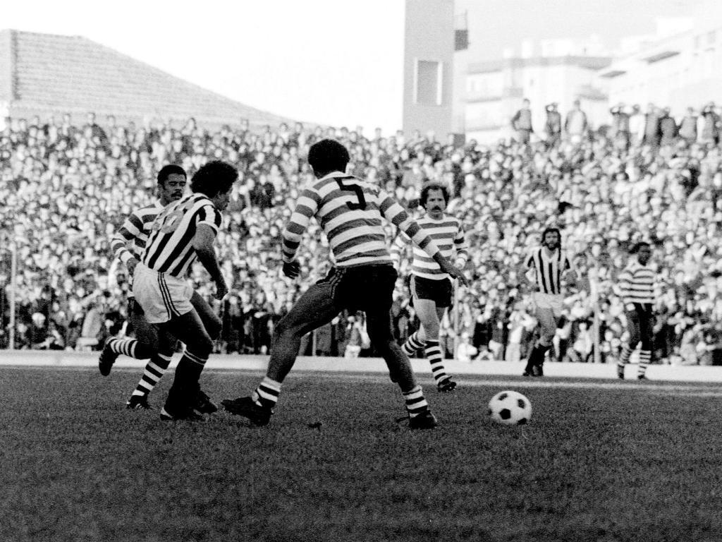 Sporting-Portimonense (VÍDEOS): Cadorin assustou, mas leões ganharam sempre