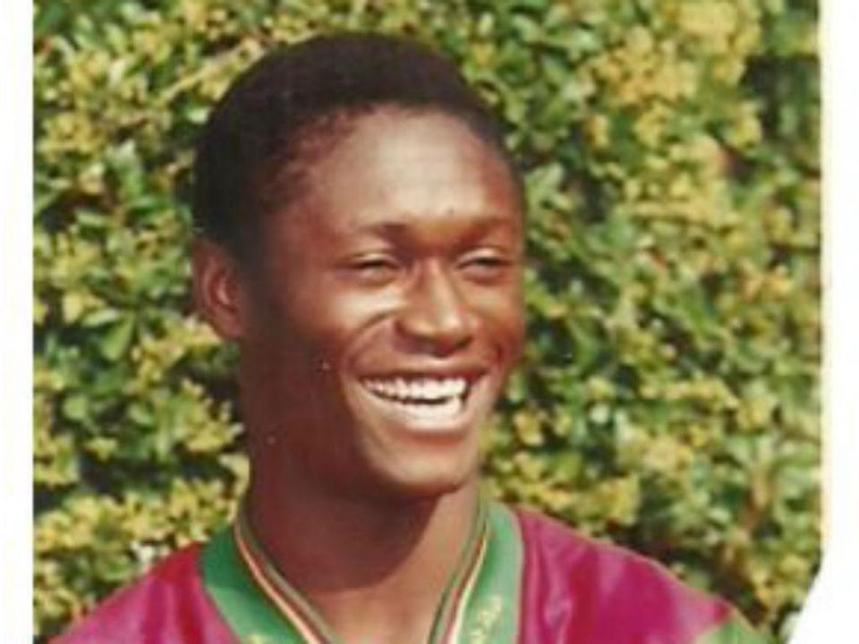 Toni, um dos campeões de Lisboa, trabalha agora no governo da Guiné