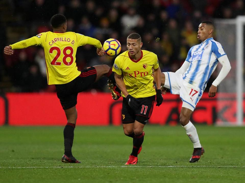 Inglaterra: Marco Silva quer Carrillo em definitivo