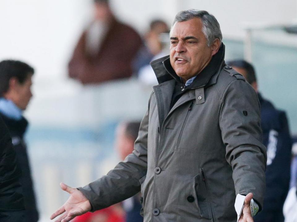 Couceiro e o Moreirense: «É um jogo de seis pontos»