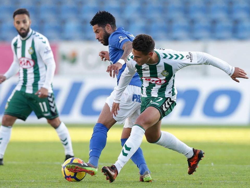 Feirense-V. Setúbal, 1-0 (resultado final)