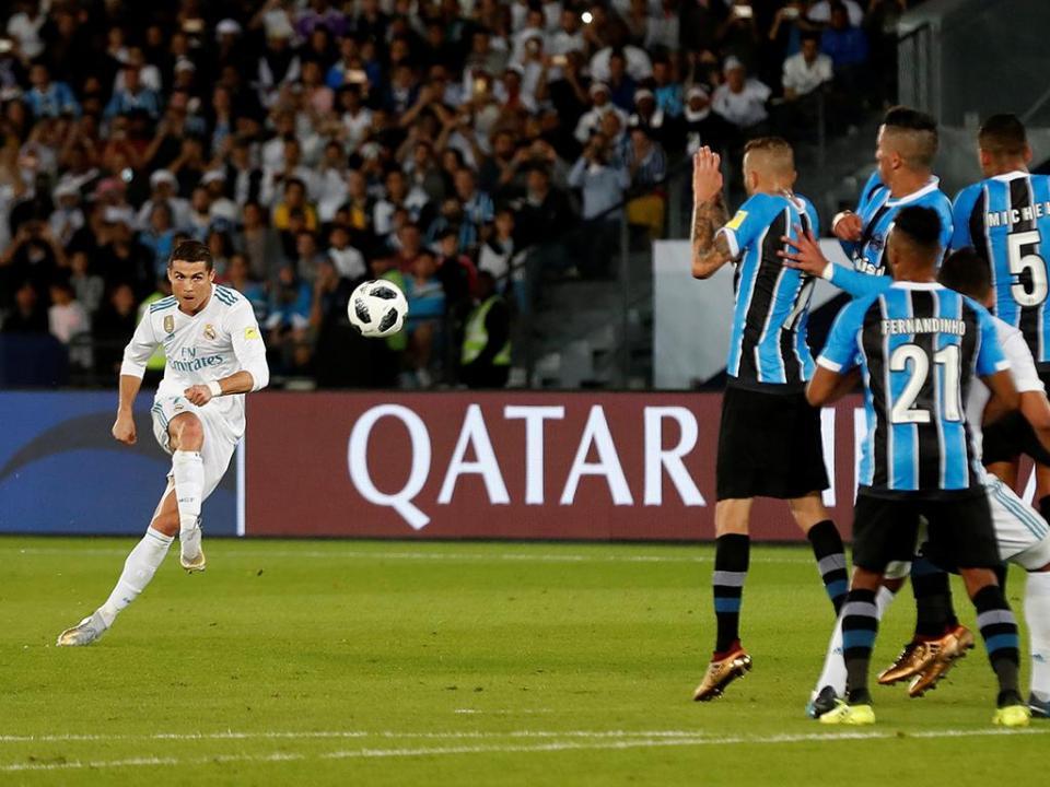 CR7 iguala Pelé como maior goleador em Intercontinentais ou Mundiais