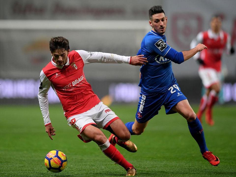 VÍDEO: Xadas estreia-se a marcar esta época e dá vantagem ao Sp. Braga