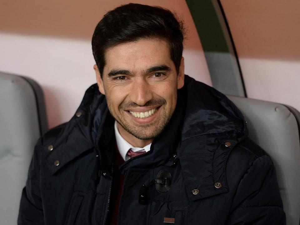 Abel e a Taça da Liga: «Abriu-se uma oportunidade que queremos agarrar»