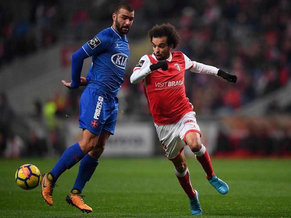 VÍDEO: o resumo da goleada do Sp. Braga ao Belenenses (4-0)