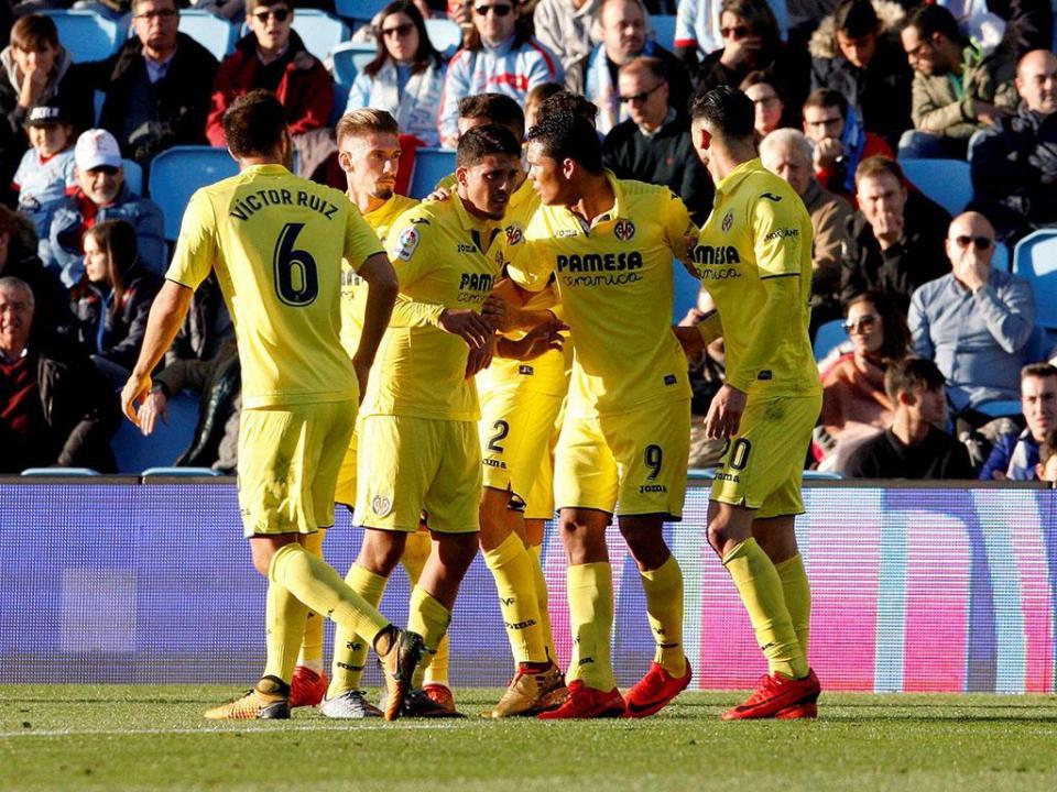 Espanha: Villarreal vence em Vigo na luta pela Europa (1-0)