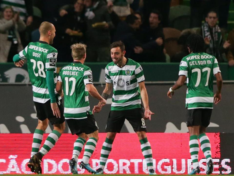 Sporting-Portimonense, 2-0 (destaques)
